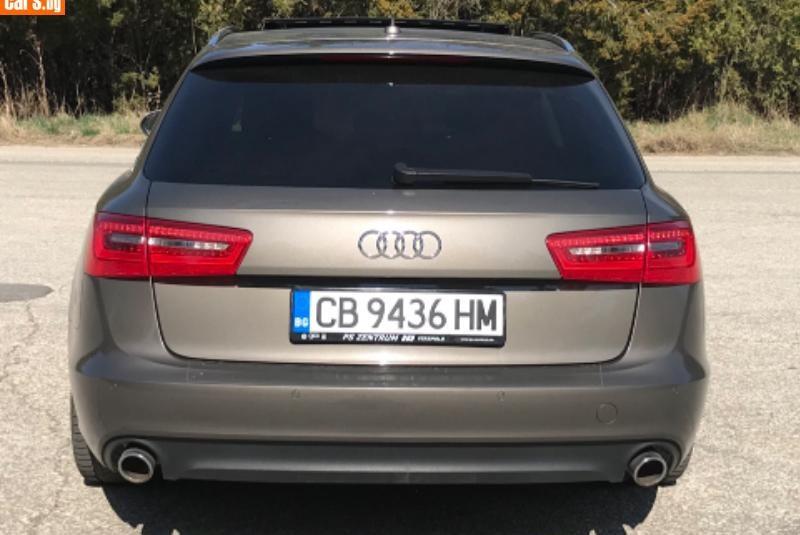 Audi A6 3.0 245ps quatt