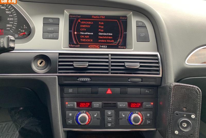 Audi A6 Allroad Германия АВТ