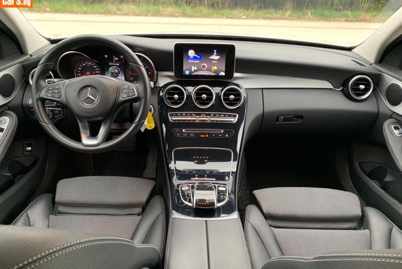 Mercedes-Benz C 220 Германия