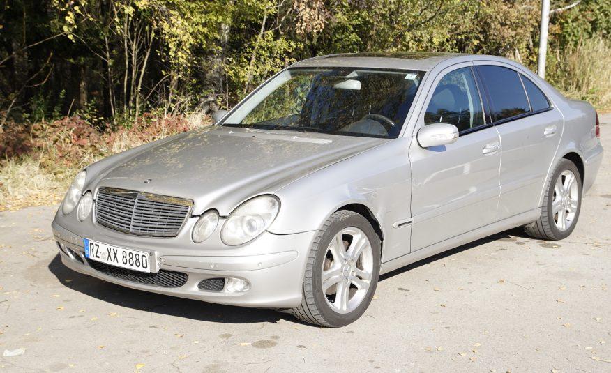 Mercedes E220 CDi Avtomat