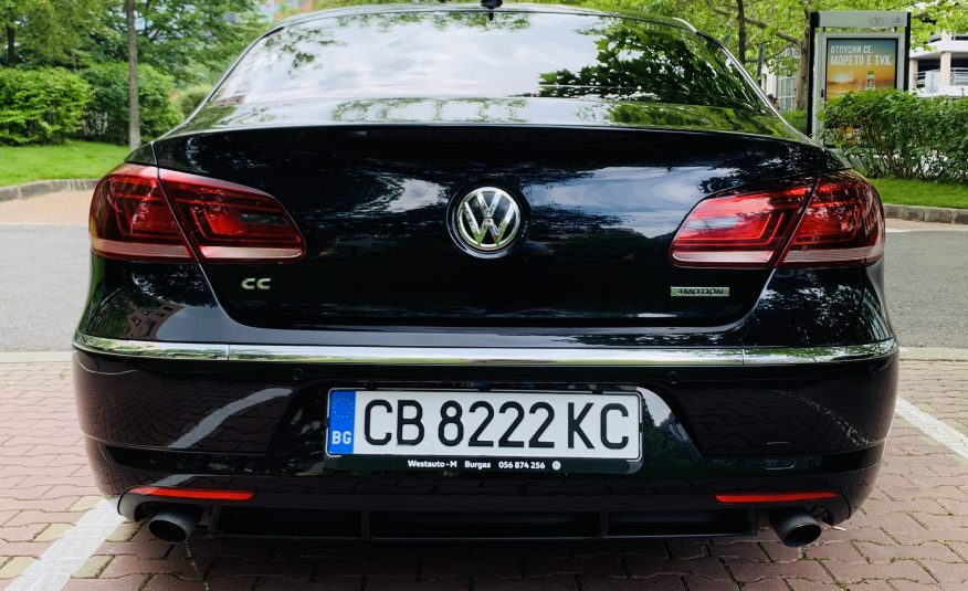 VW Passat CC 2.0tdi-4motion