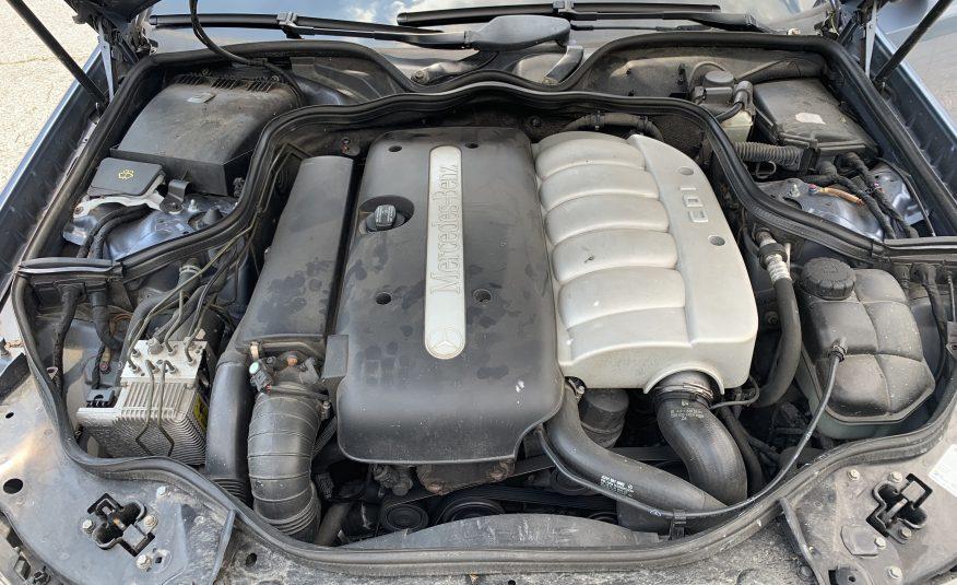 Mercedes-Benz E 270 CDI Elegance