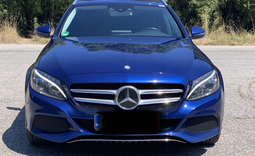Mercedes-Benz C-Klasse C 220 d T BlueTEC Avantgarde