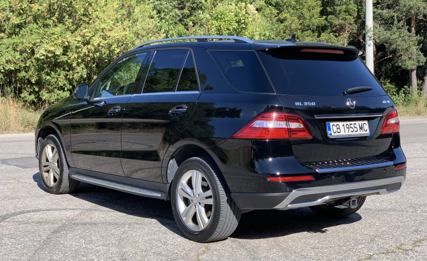 Mercedes-Benz ML 350 4MATIC/360 Camera/TOP
