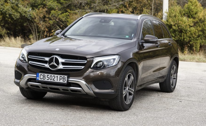 Mercedes-Benz GLC220 CDI 4matic – 9G tronic