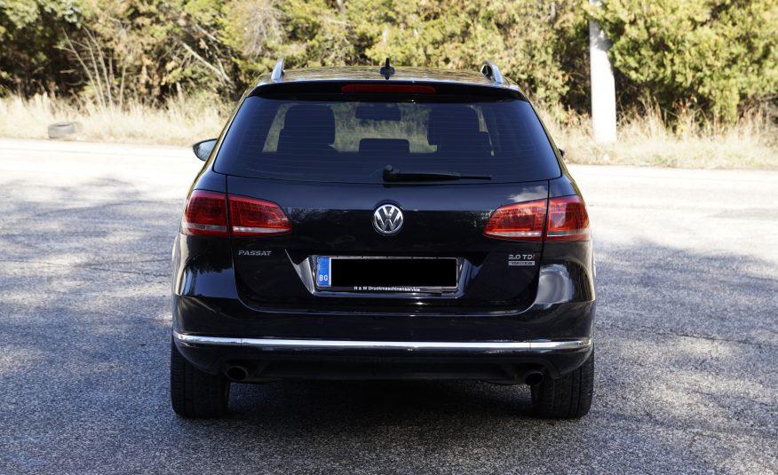 Volkswagen Passat 2.0 TDI Highline 4Motion BlueMotion