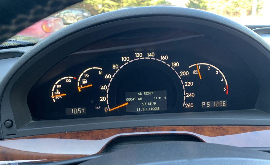 Mercedes-Benz S 320 CDI*МАСАЖ*ЕВРО4*ОБДУХВАНЕ*МЕМОРИ