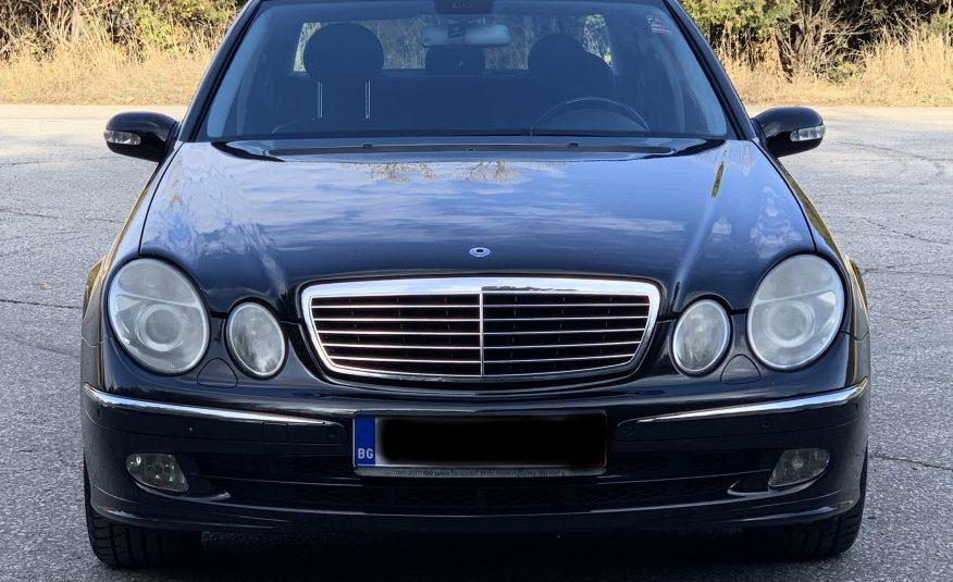 Mercedes-Benz E320 CDi – Германия