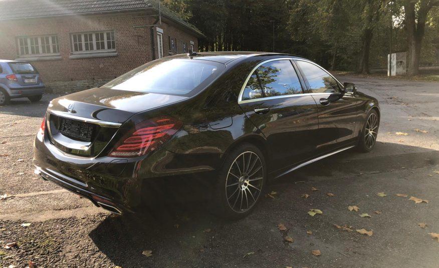 Mercedes-Benz S 500 AMG*Hybrid*Belgium