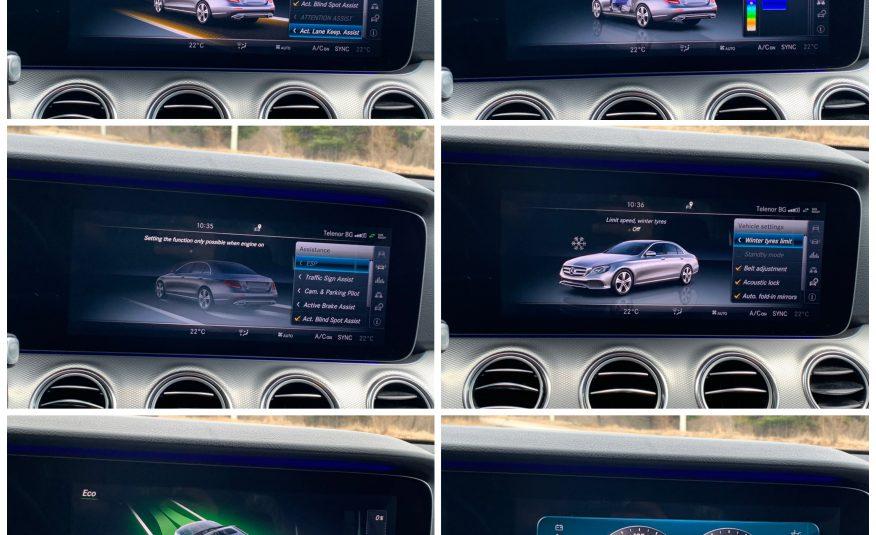 Mercedes-Benz E 220 Avantgarde*DISTRONIC PLUS*АМБИЕНТНО
