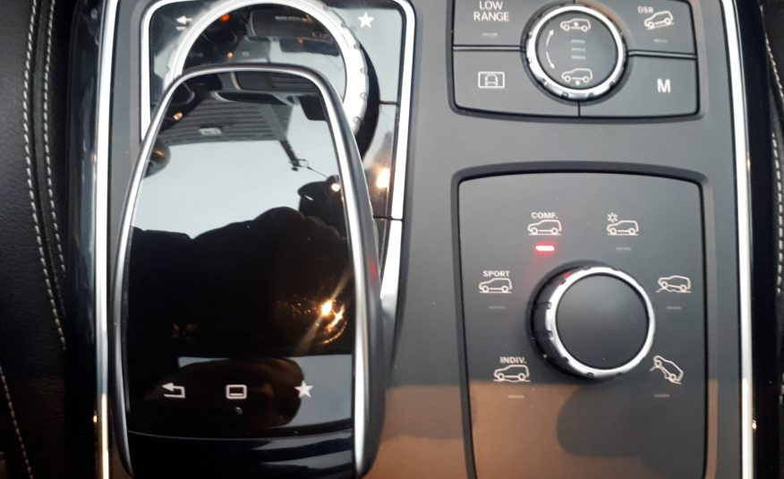 Mercedes-Benz GLE 350 AMG – Diesel – Automatic – 258 hp