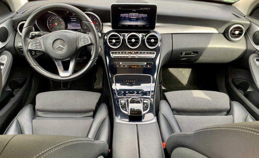 Mercedes-Benz C 220 BlueTEc*Хед-Ъп Дисплей*Авангард*Германия