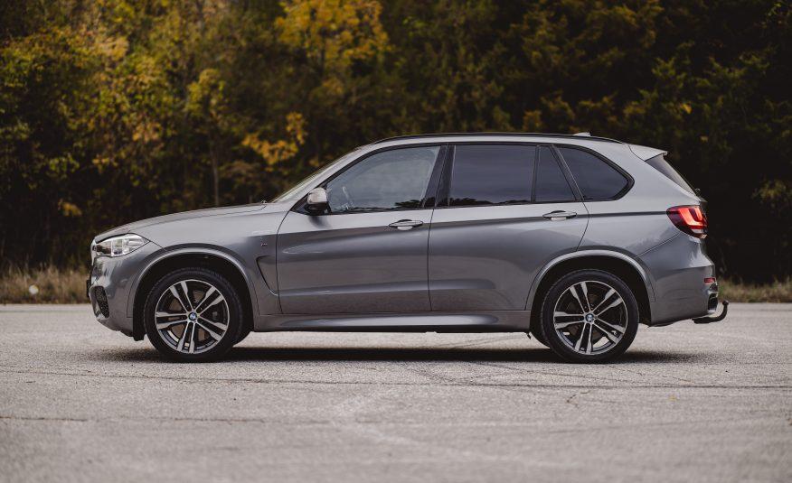 BMW X5 M50dX*Shadow Line*Пълен М пакет*сервизна история