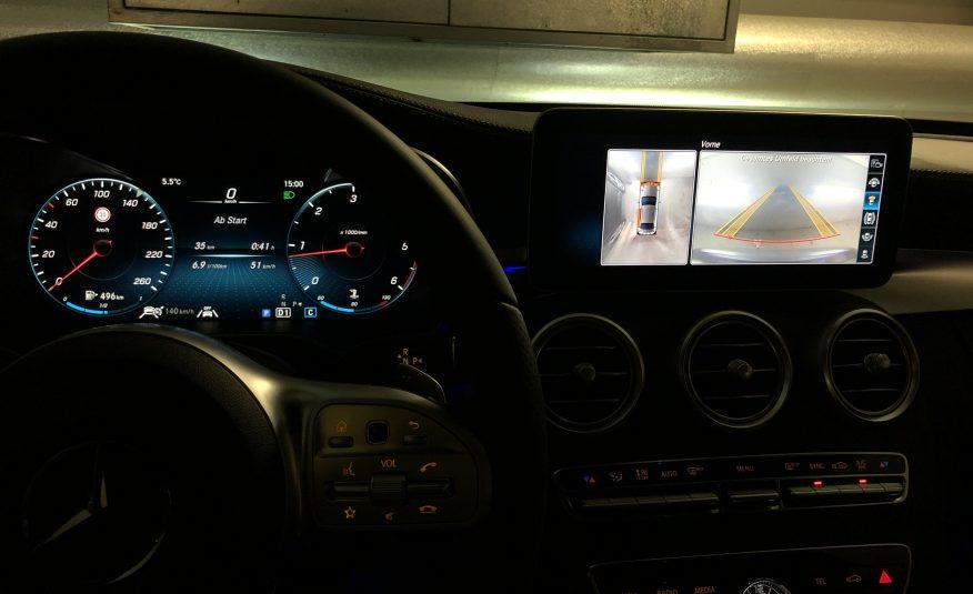 Mercedes-Benz C 220 4матик*AMG*ФЕЙСЛИФТ*ГАРАНЦИЯ*НОВА