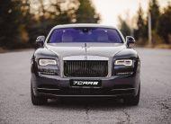 Rolls-Royce Wraith EAGLE VIII 1 of 50