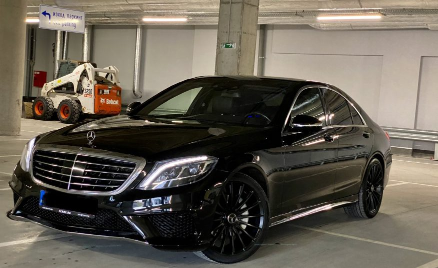 Mercedes-Benz S 350 4MATIC*AMG*GERMANY*TOP